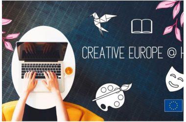 La cultura ai tempi del coronavirus: la Commissione Ue lancia #CreativeEuropeAtHome