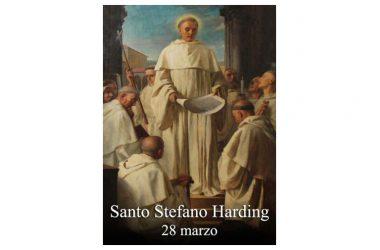 Il SANTO di oggi 28 Marzo 2020 – Santo Stefano Harding