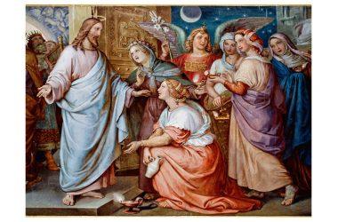 IL VANGELO SECONDO SAN MATTEO – 25 (Preghiamo insieme nel tempo di Quaresima)