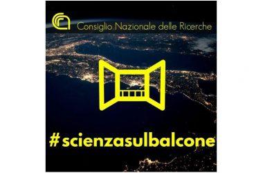 Scienzasulbalcone il primo flash-mob italiano sull'inquinamento luminoso