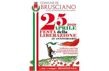 Brusciano Festa della Liberazione 1945-2020