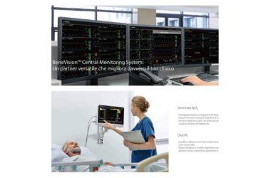 Una Centrale di Monitoraggio dei parametri vitali e quattro unità periferiche per il Presidio Ospedaliero di Piedimonte Matese, il dono della Banca Capasso Antonio S.P.A.