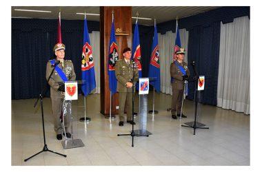CAPUA: NUOVO COMANDANTE IL GENERALE DI BRIGATA NICOLA TERZANO