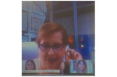 La giornalista Matilde Maisto parla di libri con Tania Parente e Lucia Petrella in Video Conferenza