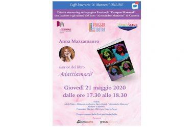 Viaggio Lib(e)ro, chiusura con il botto: Anna Mazzamauro ospite del salotto letterario del liceo Manzoni