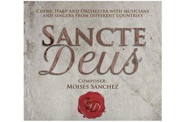 Il Soprano Internazionale Teresa Sparaco rappresenta l'italia del bel canto in un grogetto del Maestro Moisés Sànchez