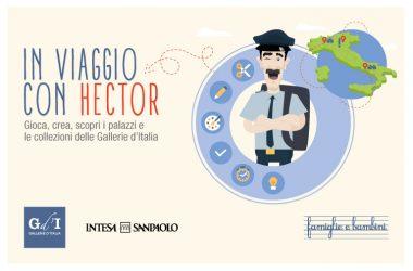 KID PASS DAYS 2020: SABATO 9 E DOMENICA 10 MAGGIO AL VIA 'IN VIAGGIO CON HECTOR'