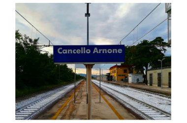 Cancello ed Arnone: nuove fermate stazione  ferroviaria
