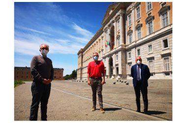 """Piazza Carlo di Borbone: Confindustria Caserta garantirà la manutenzione fino al 31 dicembre 2020. Traettino: """"Atto d'amore e di responsabilità degli imprenditori verso il territorio""""."""