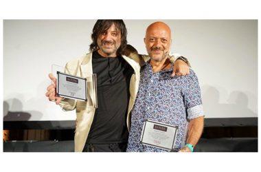 I doppiatori Roberto Pedicini e Christian Iansante tornano a Napoli per presentare i nuovi corsi dell'Accademia del Doppiaggio.