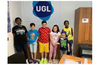 I Ragazzi delle scuole incontrano la Ugl Caserta