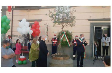 Brusciano Celebrata la Festa della Repubblica
