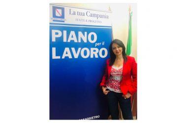Concorsone Regione: Assessore Palmeri,  «Orgogliosa di essere protagonista oggi con l'amministrazione De Luca di un  momento storico»