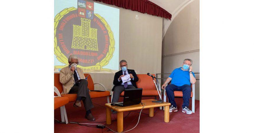 """Presentazione del progetto: """"Sistema ITS Campania 2020 alla Fondazione Villaggio dei Ragazzi"""