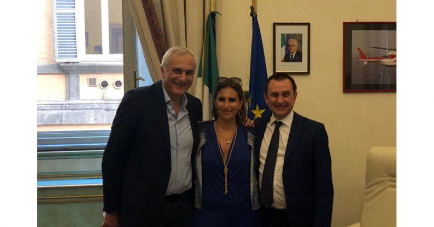 Comunicato stampa Raffaella Zagaria
