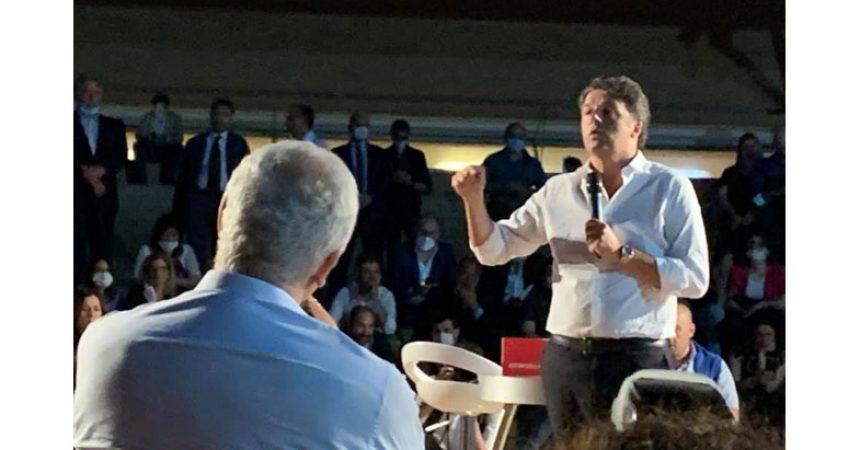 """Matteo  Renzi a Caserta per presentare il suo libro """"La Mossa del  Cavallo"""""""