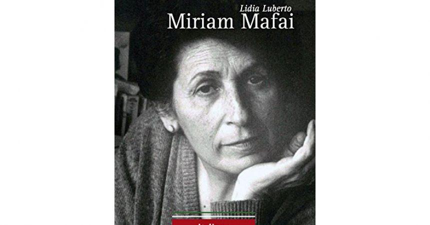 Presentazione della biografia di Miriam Mafai scritta da Lidia Luberto . Oggi 11 Luglio 2020 – Lido Luise – Castel Volturno. Recensione di Alfonso Caprio