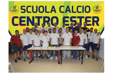Centro Ester Carioca, arriva il riconoscimento di Scuola Calcio D'Elite