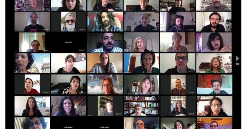Inviato al Governo il documento conclusivo del  Forum dell'arte contemporanea italiana