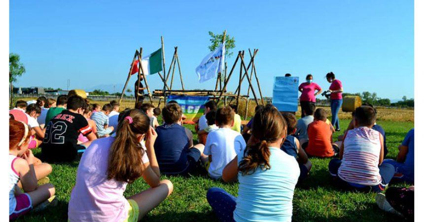 Summer  Camp 2020: a Recale il divertimento non va in vacanza
