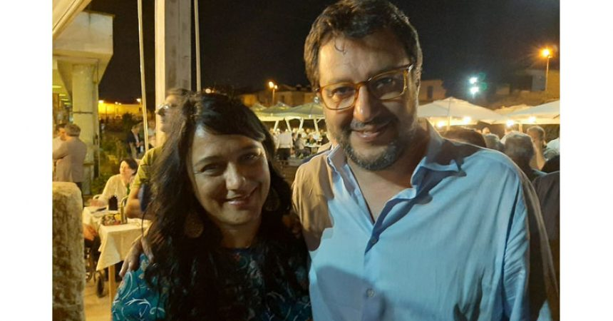 Matese, regionali: la candidata  leghista Michela Visone interviene sulla questione laghi