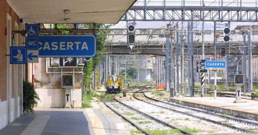 Sicurezza Stazione Ferroviaria di Caserta e Area Scalo Merci Ferroviario.