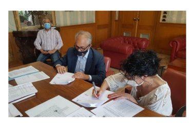 ll Comune firma il Patto di Collaborazione con L'Angelo degli Ultimi. La struttura per i senzatetto affidata per tre anni