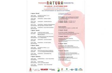 Natura Indomita: gli eventi del primo week-end