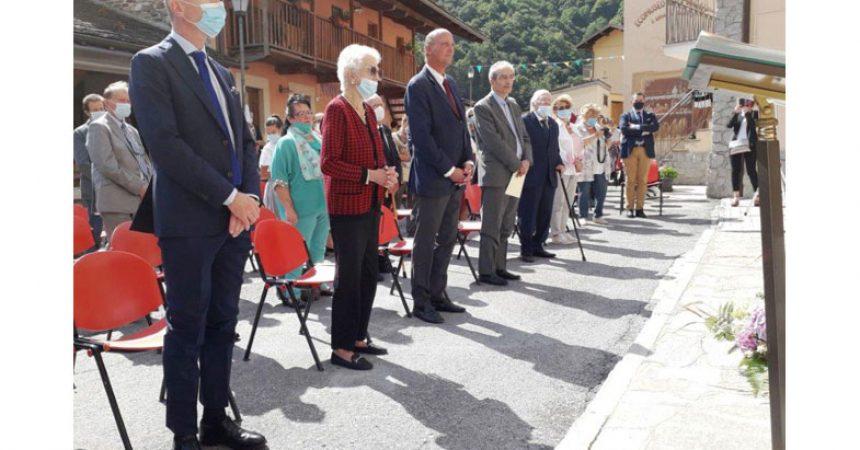 La Festa di  Sant'Elena a Sant'Anna di Valdieri