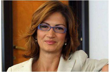 Mariastella Gelmini a Caserta ed in seguito a Napoli