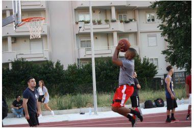 Caserta, il basket amatoriale targato USA, arriva in periferia al Parco degli Aranci