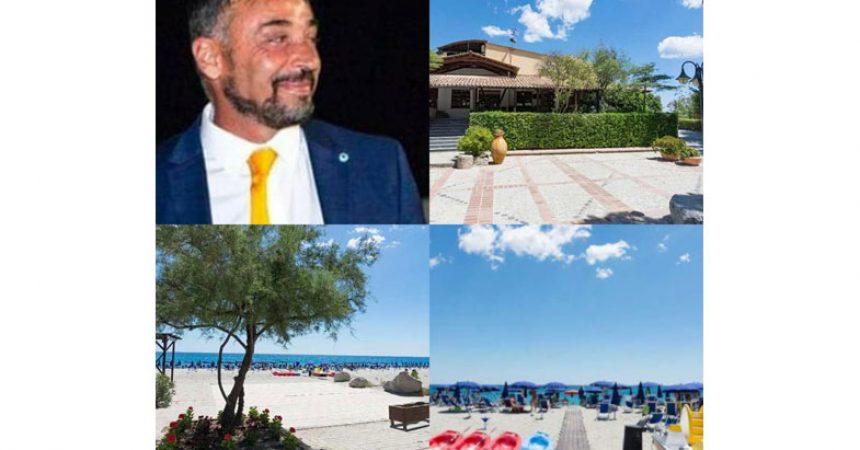 """LRM, stipulata convenzione con villaggio Faro Punta Stilo. Salvatore d'Apice: """"Siamo soddisfatti"""""""