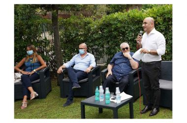 """San Nicola La Strada,  Marotta presenta il programma elettorale: """"Adesso, il futuro"""""""