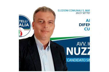 COMUNICATO ELEZIONI SANTA MARIA A VICO. FRATELLI D'ITALIA