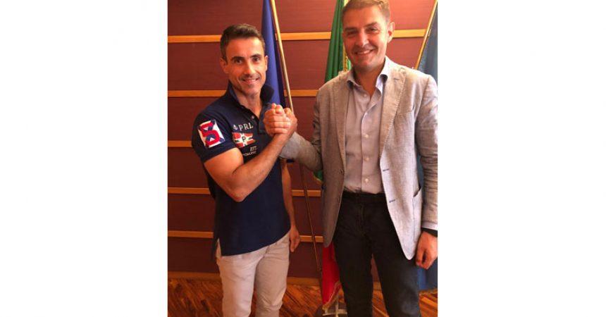 Il commercialista Silvestro Nacca candidato alle regionali nella lista di Forza Italia.