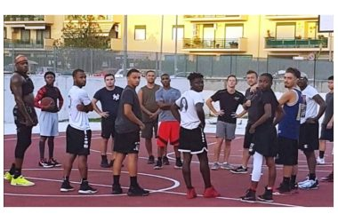 Caserta, Celebration Basket Camp al Parco degli Aranci dal 1 al 5 settembre. È il momento delle iscrizioni
