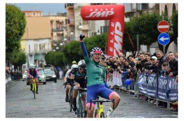 Maddaloni  si tinge di rosa, in arrivo il Giro d'Italia Rosa Iccrea