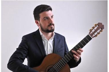 19 agosto – La chitarra di Domenico Mottola per SUMMER CONCERT 2020 – Palazzo Mazziotti, Caiazzo