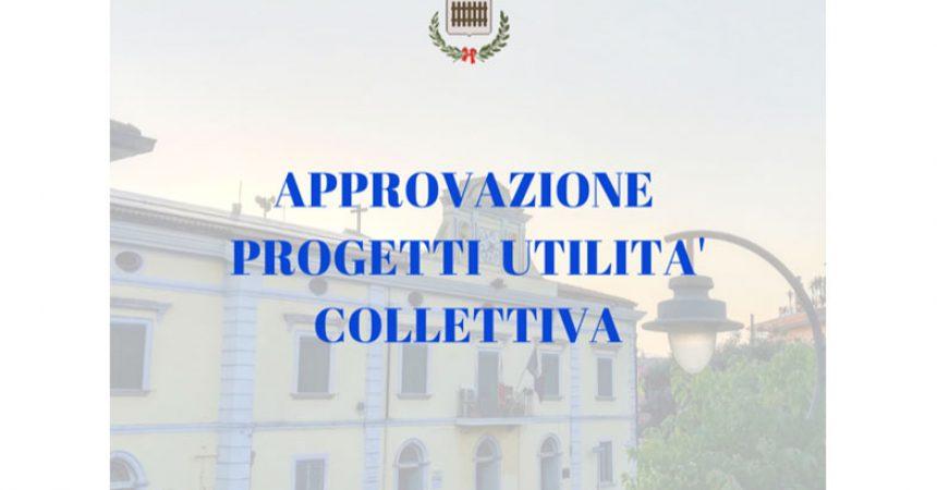Cancello ed Arnone: la giunta approva i  progetti di utilità collettiva (puc)