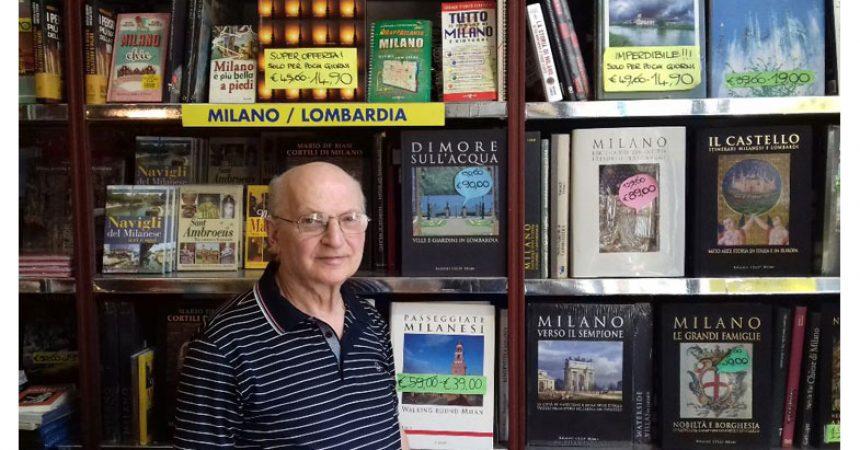 Chiusa la Libreria di Nicola Partipilo