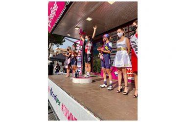 Giro Rosa: Lotte Kopecky vince la settima tappa dedicata a don Salvatore d'Angelo, fondatore del Villaggio dei Ragazzi