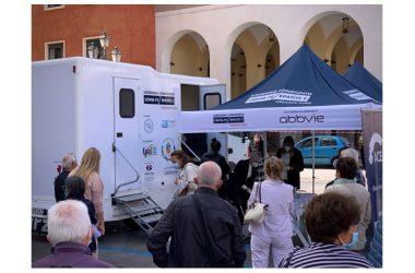La prevenzione chiama, Salerno risponde : Grande successo per i test congiunti e gratuiti Covid ed Epatite C