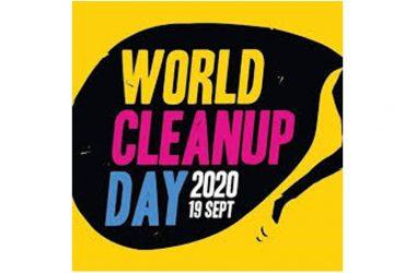 Il 19 settembre è il World Cleanup Day 2020