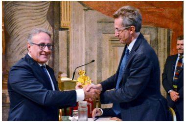 Il Ministro dell'Università e della Ricerca Gaetano Manfredi, ha nominato Matteo Lorito nuovo Rettore dell'Università di Napoli