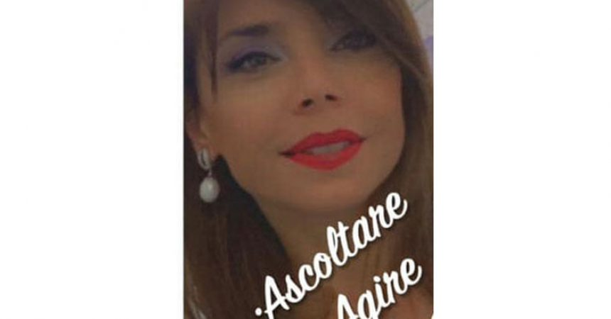 La dott.ssa Tania Parente ringrazia gli elettori di Grazzanise
