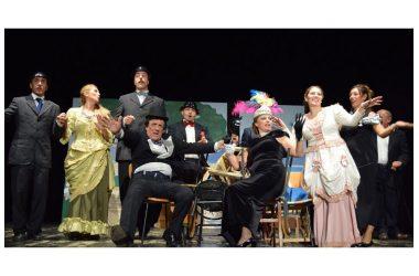 – Brusciano: Ritorna alla ribalta il Teatro Popolare Napoletano diretto da Antonio Giorgino . (Scritto da Antonio Castaldo)