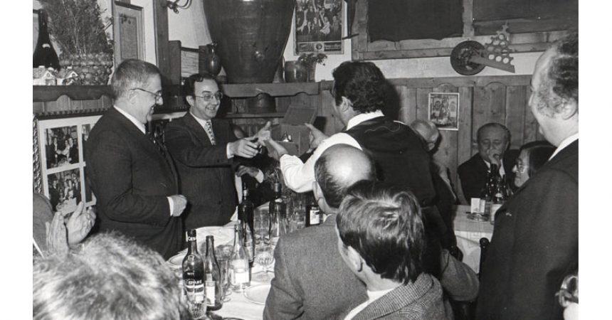 """Ricordando Chechele Jacubino, proprietario del ristorante """"La Porta Rossa"""""""