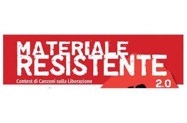"""TORNA IL CONTEST MUSICALE """"MATERIALE RESISTENTE 2.0"""": ISCRIVETEVI ENTRO IL 30 settembre!"""