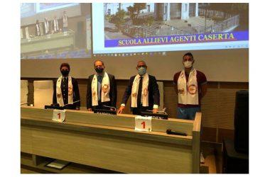 La scuola allievi agenti della polizia di stato di Caserta ha ospitato la maratona del donatore