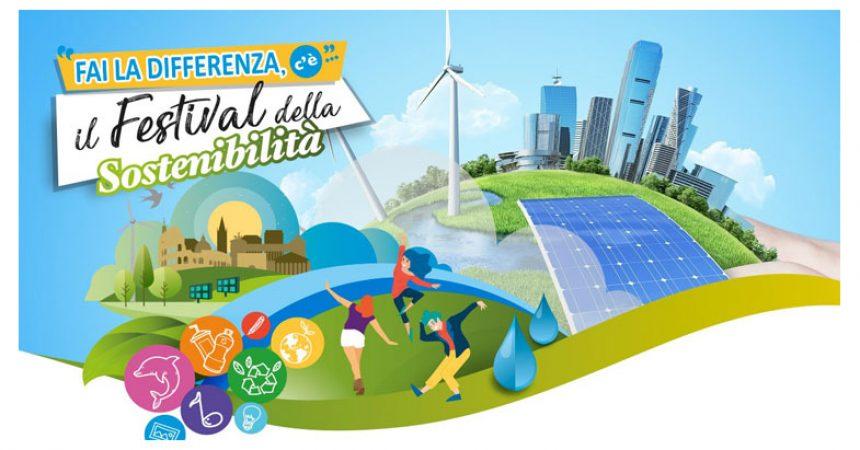 """Fai la differenza – Festival della Sostenibilità: da domani a Roma un mese all'insegna del recupero e dell'ambiente, tra arte, cultura, gastronomia e """"grand prix"""""""